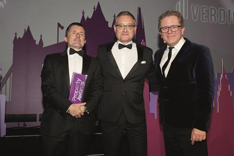 Industrial Agency Team of the Year Richard Sullivan_Savills